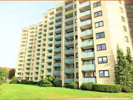 Hochparterre Wohnung in beliebter Wohnanlage in Geestemünde