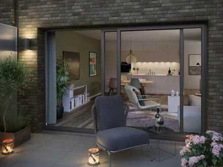 PANDION 5 FREUNDE - 4-Zimmer-Dachgeschosswohnung mit großem Balkon in Südausrichtung