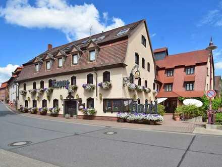Historisches Hotel oder 11 charmante Wohnungen + X