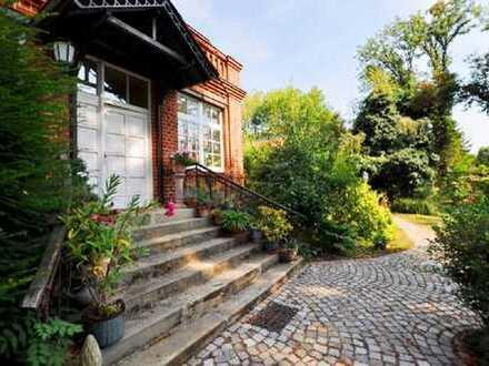 Naturnahes Wohnen - Bel Étage mit herrlichem Gartengrundstück