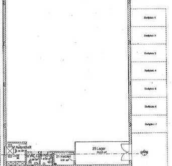 18_VH3607 Neubauhalle für Produktions-/Lager- und Verkaufsflächen mit Büroeinheiten in Planung / ...