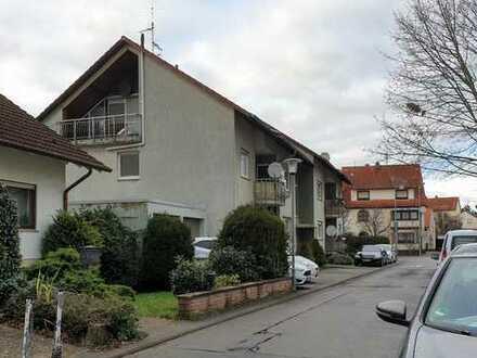 Beziehbare 3-Zimmer-Dachgeschoßwohnung mit Südbalkon, gute und ruhiger Wohnlage,