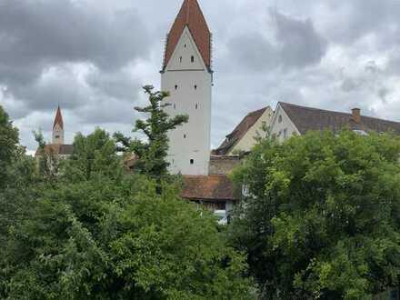 ** Altersgerechte 3-Zi-Wohnung mit Blick auf die Altstadt **