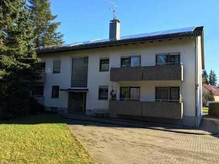 Schöne und helle 3-Zimmer-Wohnung mit 2 großzügigen Balkonen