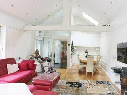 Rheinzabern: moderne Obergeschosswohnung mit gehobener Ausstattung