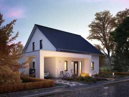 Einfamilienhaus mit KfW 55 Wärmestandard