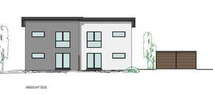 Zwei Neubau Doppelhaushälften in Waldkirchen - Kapellenfeld (Lkr. Freyung-Grafenau) zu vermieten