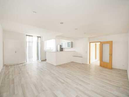 Zentrumsnahe 2-Zimmer Wohnung mit Terrasse