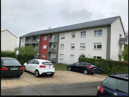 Gepflegte 2-Zimmer-Wohnung mit Balkon in Stetten