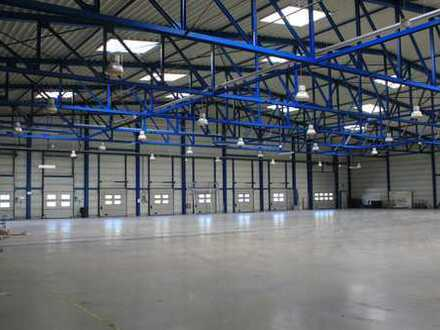 Exklusive Lager- und Produktionsfläche in Stendal!!