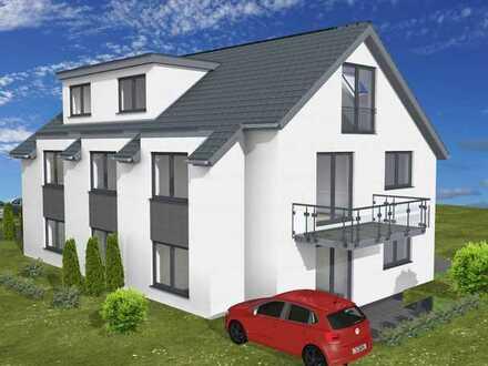 Erstbezug in Mühlheim am Main - helle 2-Raum-Wohnung mit Balkon - 50 qm
