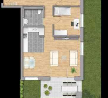 Familienfreundliche 4-Zimmerwohnung mit Garten!