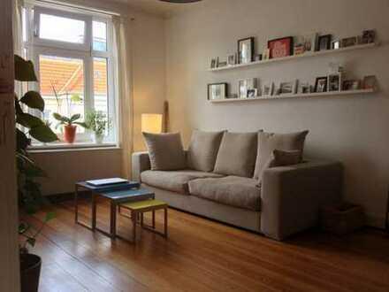 Gemütliche 2-Zi-Wohnung in Eppendorf (UKE-Nähe) zur Zwischenmiete