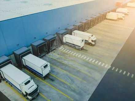 NEUBAUPROJEKT im Städtedreieck - Individuelle Ausgestaltung - Logistik - Produktion - (Beispielfoto)