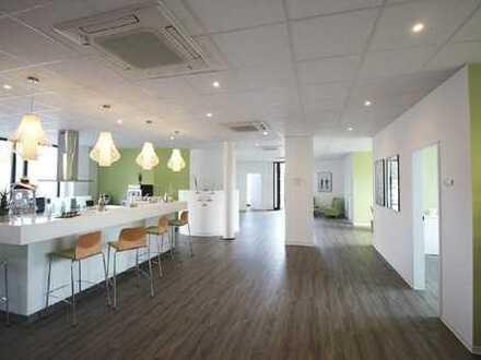 Repräsentative Bürofläche in topgepflegtem Bürohaus im Gewerbepark zu vermieten!