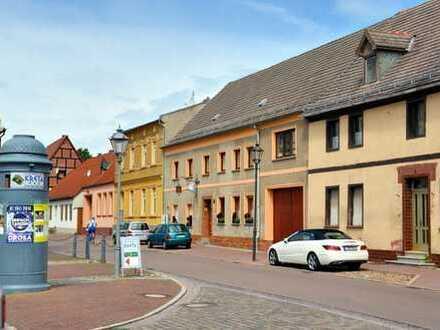 Gastronomieobjekt, perfekt für Gaststätte/Catering mit Biergarten in Aken an der Elbe