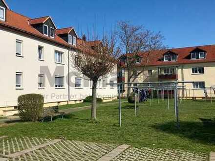 Dachgeschosswohnung mit Stellplatz in guter Wohnlage von Böhlen bei Leipzig