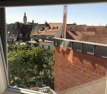 Aussergewöhnliche Maisonette-Wohnung in der Altstadt von Durlach