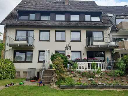 Renovierte 4-Zimmer-Wohnung mit Balkon in Bottrop
