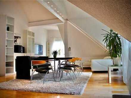 Möblierte 2-Zimmerwohnung in Bestlage Lindenhof/Niederfeld
