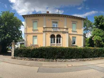 +++ Wohnen und Arbeiten in herrschaftlicher Villa +++