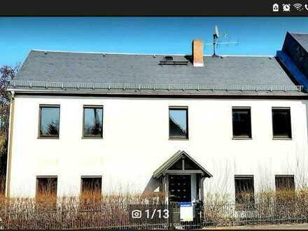 Schönes, geräumiges Haus mit drei Zimmern in Greiz (Kreis), Langenwetzendorf
