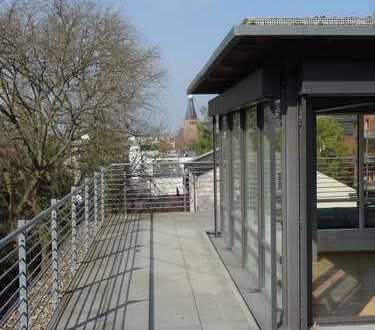 St.Johannis - Burgnähe! Traumhafte 4-Zimmer Whg mit Dachterrasse (EBK, 2.OG & 3.OG, TG-Stellplatz)
