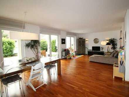 4-Zi. EG- Wohnung - 142 m² - Seligenstadt - Garten - Aufzug u. TG-Stellplätze -