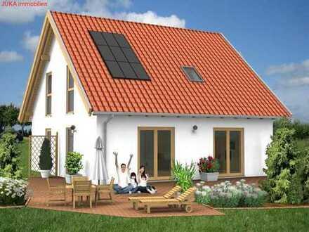 """Satteldachhaus: Energie-""""Speicher-Plus""""-Haus 150 in KFW 55, Mietkauf/Basis ab 878,-EUR m"""