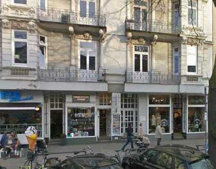 Großzügige 3-Zimmer-Wohnung mit Terasse in Eppendorf, Hamburg
