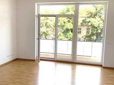Moderne Neubau-Wohnung am Schlossgarten