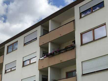 Modernisierte 2-Zimmer-Wohnung mit Balkon in Lahnstein