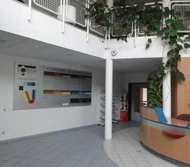 Kleine Laboreinheit im Technologiezentrum Rossendorf!
