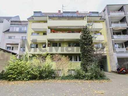Kapitalanlage oder neues Zuhause: Helle 1-Zi.-Souterrainwohnung in Uninähe!