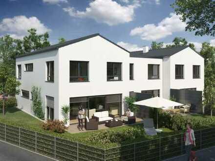 Bestlage Bogenhausen-Denning - modernes Villen-Ensemble - Südwest-Haus - keine Käuferprovision