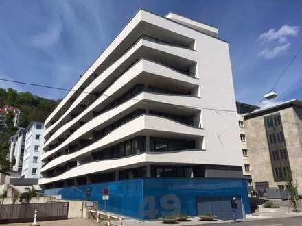 Traumhafte 4 1/2 Zimmerwohnung mit neuwertiger EBK, Balkon + TG in Stuttgart-Mitte