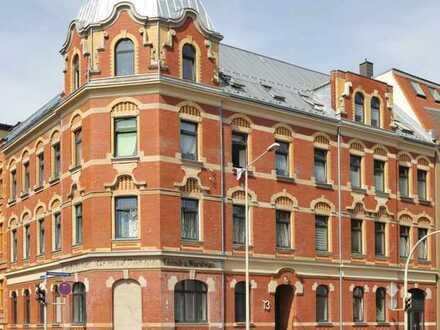 4 Raum - Dachgeschoßwohnung mit Fußbodenheizung und Balkon!
