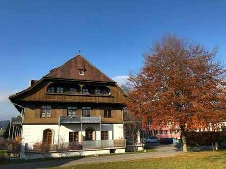 Zentral gelegen - Helle 2 - Zi. - Whg. im EG im beliebten Weiler zwischen Lindenberg und Oberstaufen