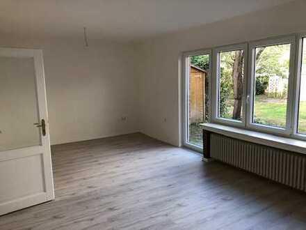 renovierte 5 Zimmer- Erdgeschosswohnung