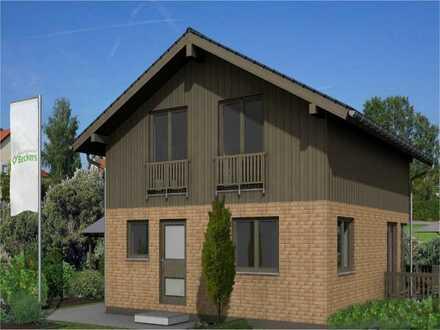 Schönes Haus mit Fassadenmix (interessante Raumaufteilung für 2-4 Personen)