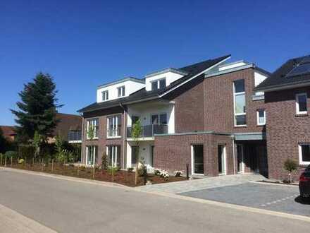 2-Zimmer, Neubauwohnung im Herzen von Lorup - rollstuhlgerecht