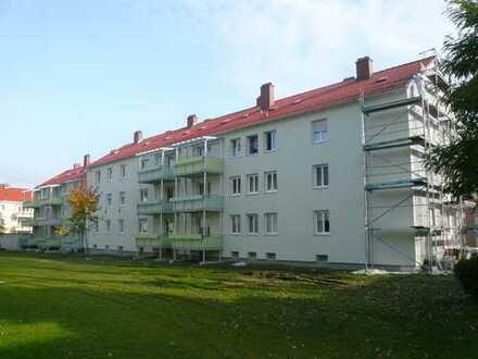 ruhige 4-Zimmerwohnung mit Balkon in Kaufbeuren-Nord