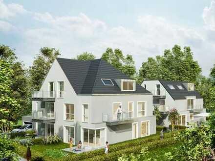 Geräumige 3-Raum-Dachgeschosswohnung