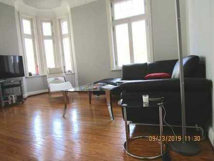 Gründerzeitwohnung am Schrevenpark - Wunderschöne 4 Zimmer Wohnung mit 2 Balkonen (WE8)