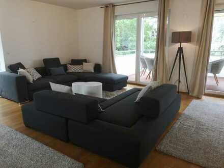 Ohne Makler: Exklusive und gepflegte 5-Zimmer-Wohnung mit Balkon und Terrasse in HD H'heim