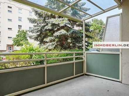 IMMOBERLIN: Helle Wohnung mit ruhiger Südwestloggia
