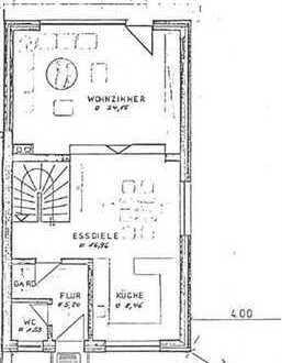 *LA5695A* Ruhige Lage! Doppelhaushälfte mit Garten und Garage!