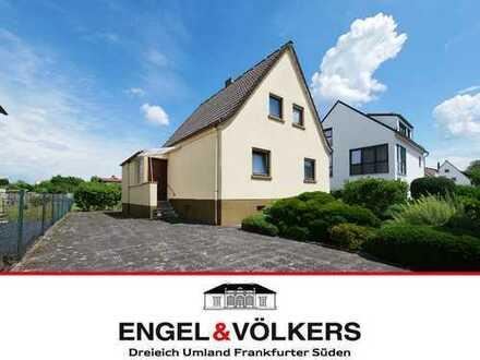 ENGEL & VÖLKERS Einfamilienhaus mit großem Garten!