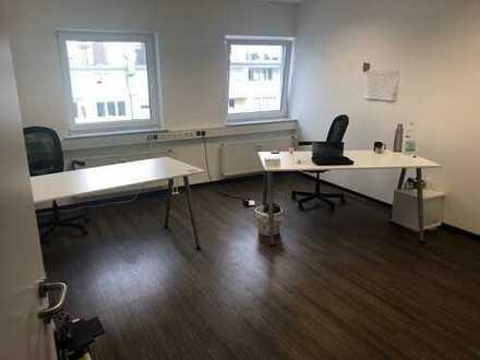 Helles Einzelbüro in zentraler Lage (ggü. Thiergalerie)