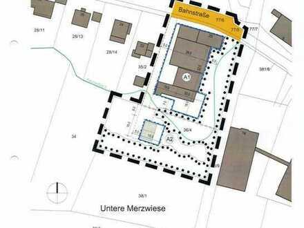 Gewerbeimmobilie in Wald-Michelbach (Affolterbach) - Hochregallager, Büro, LKW Einfahrt